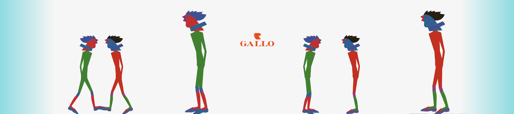 gallo - Institutional web presentation