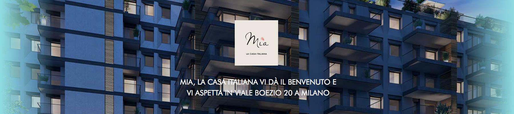 Mia - Web presentation